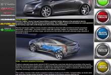 Cadillac Concept Information Page