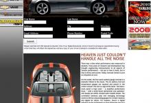 Camaro Order Form