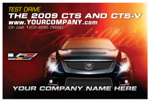 CTS Test Drive Invite