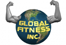 Global Fitness Logo
